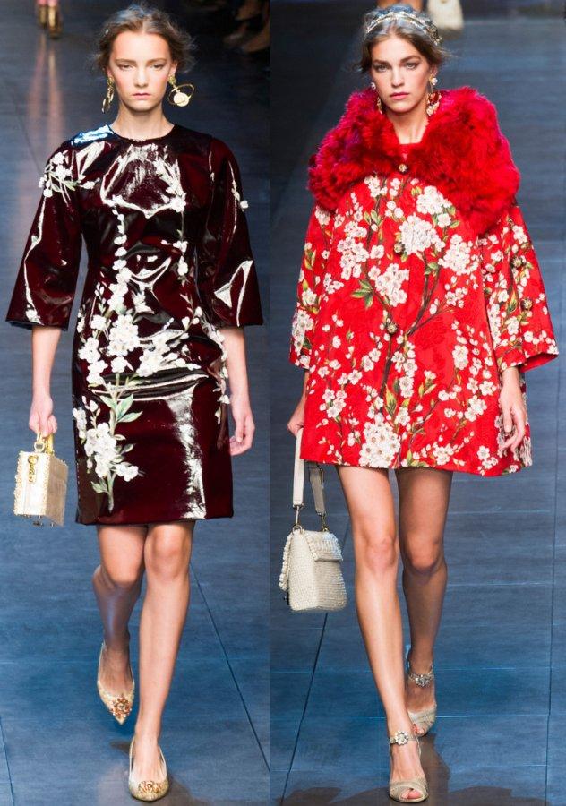 Dolce & Gabbana весна-лето 2014, фото коллекции