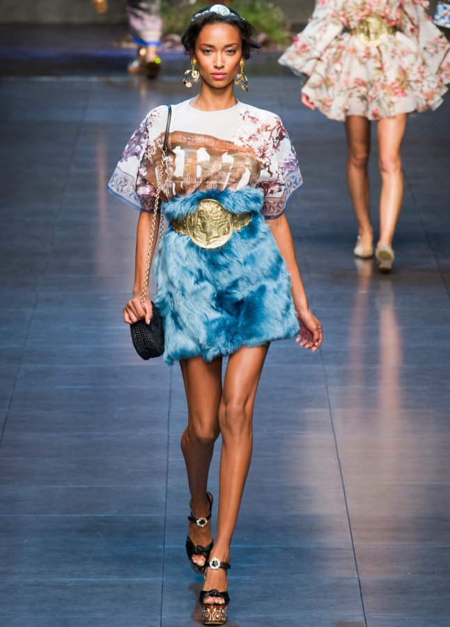 Мода весна-лето 2014, фото