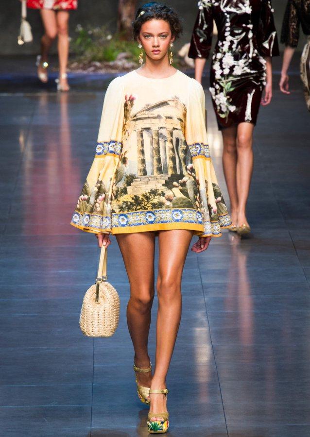 Платье Dolce & Gabbana, фото