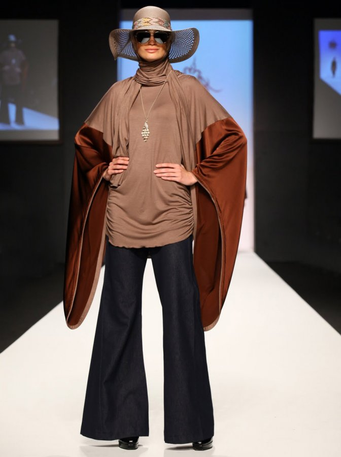 Восточная девушка, мода ислама, фото