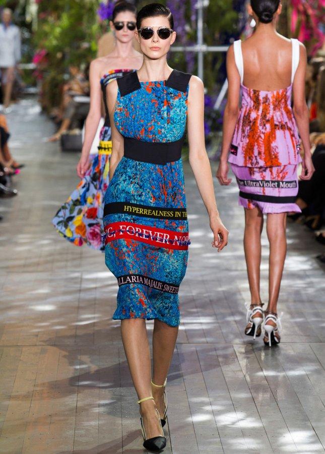 Платье Christian Dior 2014, фото