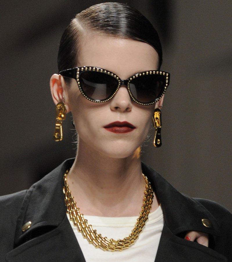девушка в солнечных очках, фото
