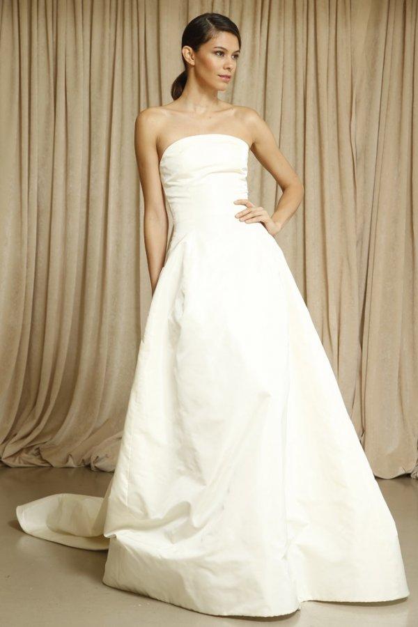 Белое свадебное платье, фото