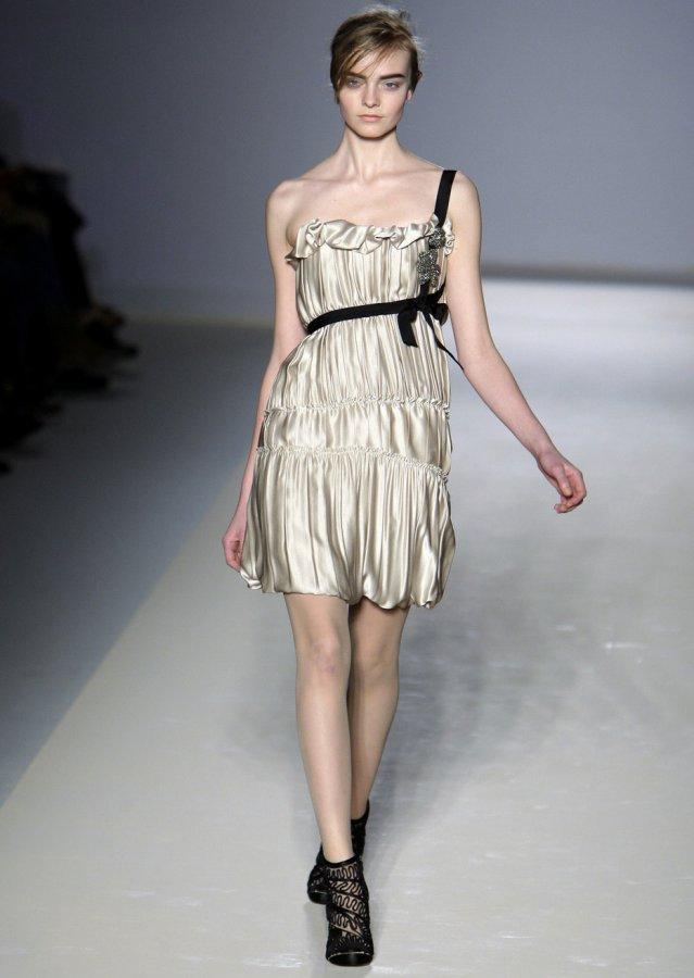 Платье Альберты Ферретти, фото