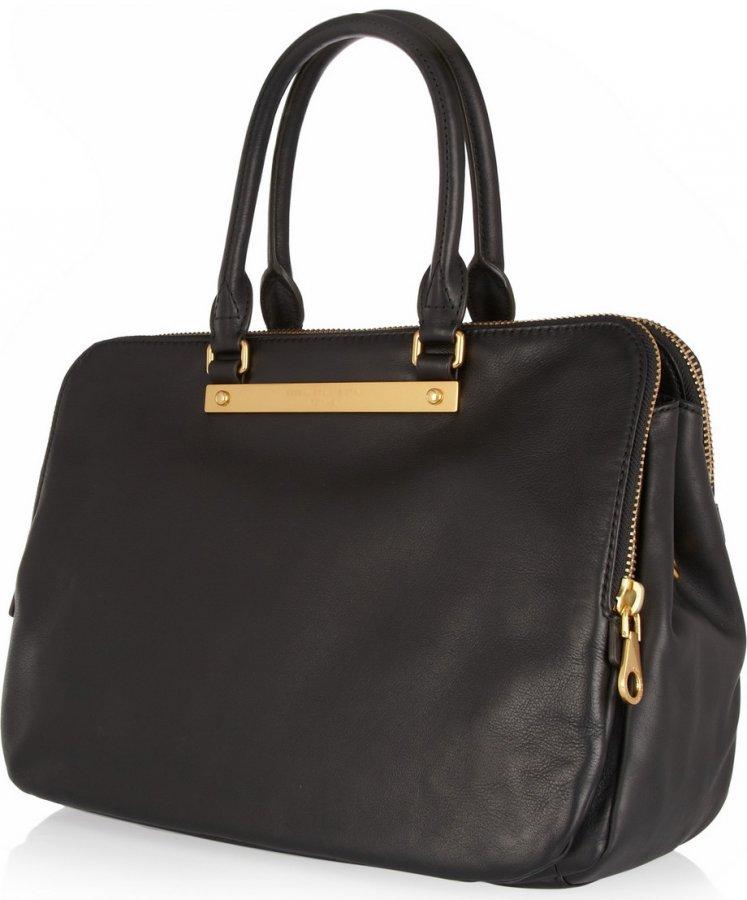 Женская сумка саквояж, фото