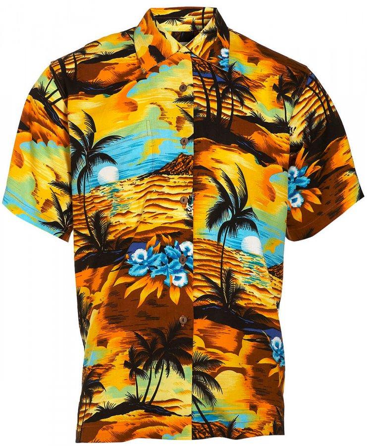 Гавайская рубашка, фото