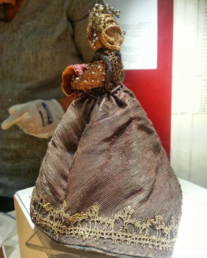 Антикварная Кукла Пандора, фото