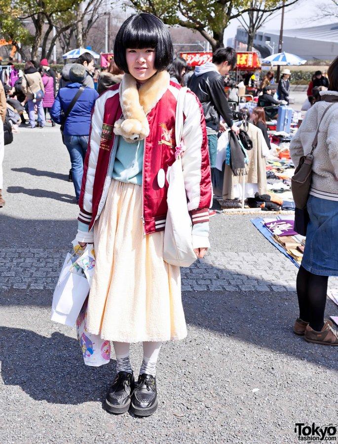 Японская девушка, фото
