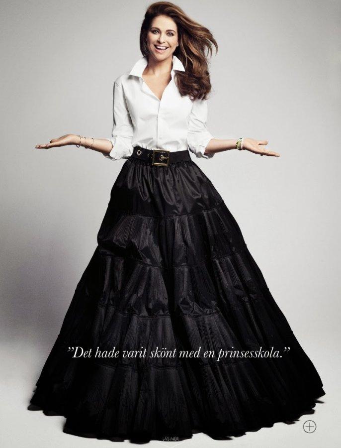 Принцесса Мадлен фото