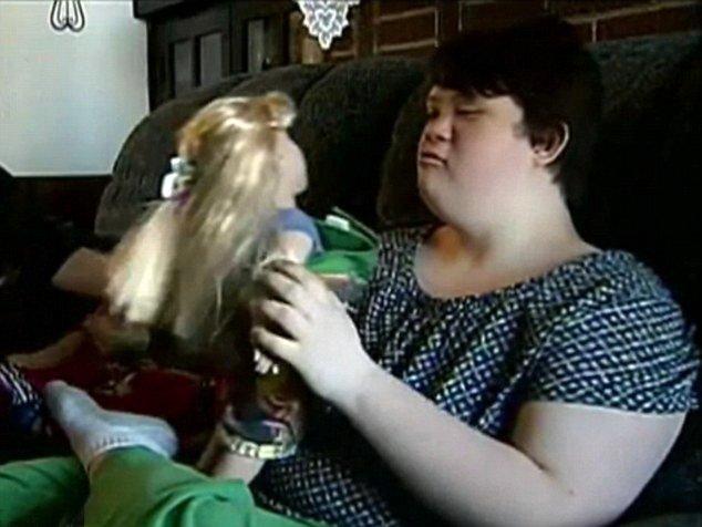 Необычные куклы для детей, фото