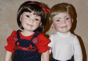 Необычные куклы