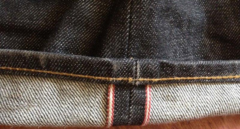 Правильные джинсы и селвидж, фото