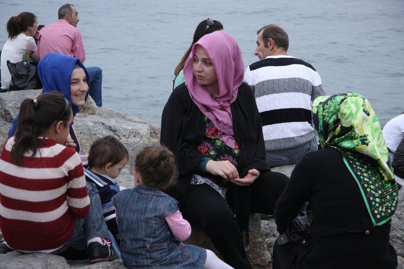 Турецкие женщины, фото