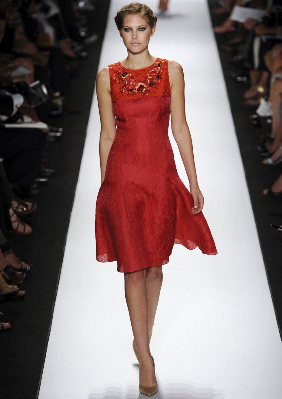 ddfe3445c6a1 Фото лучших платьев Carolina Herrera из разных коллекций бренда