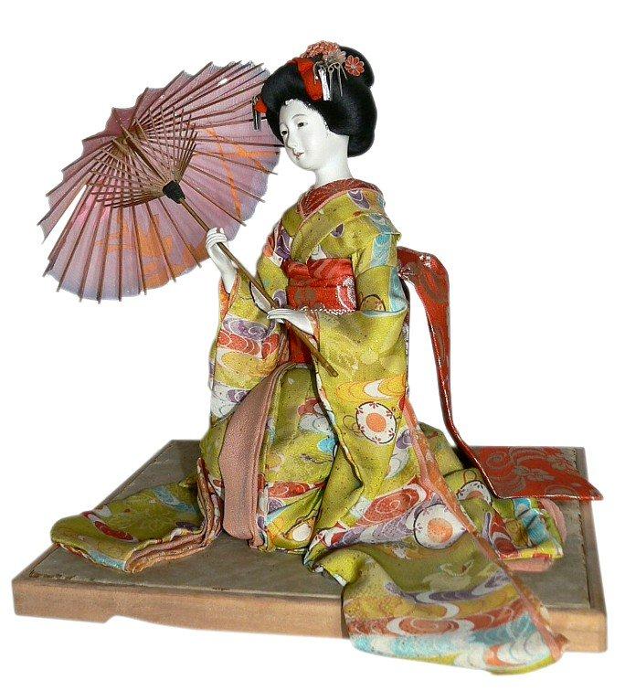 фото интерьерной куклы
