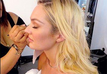 Кэндис Свейнпол - ангел Victoria's Secret