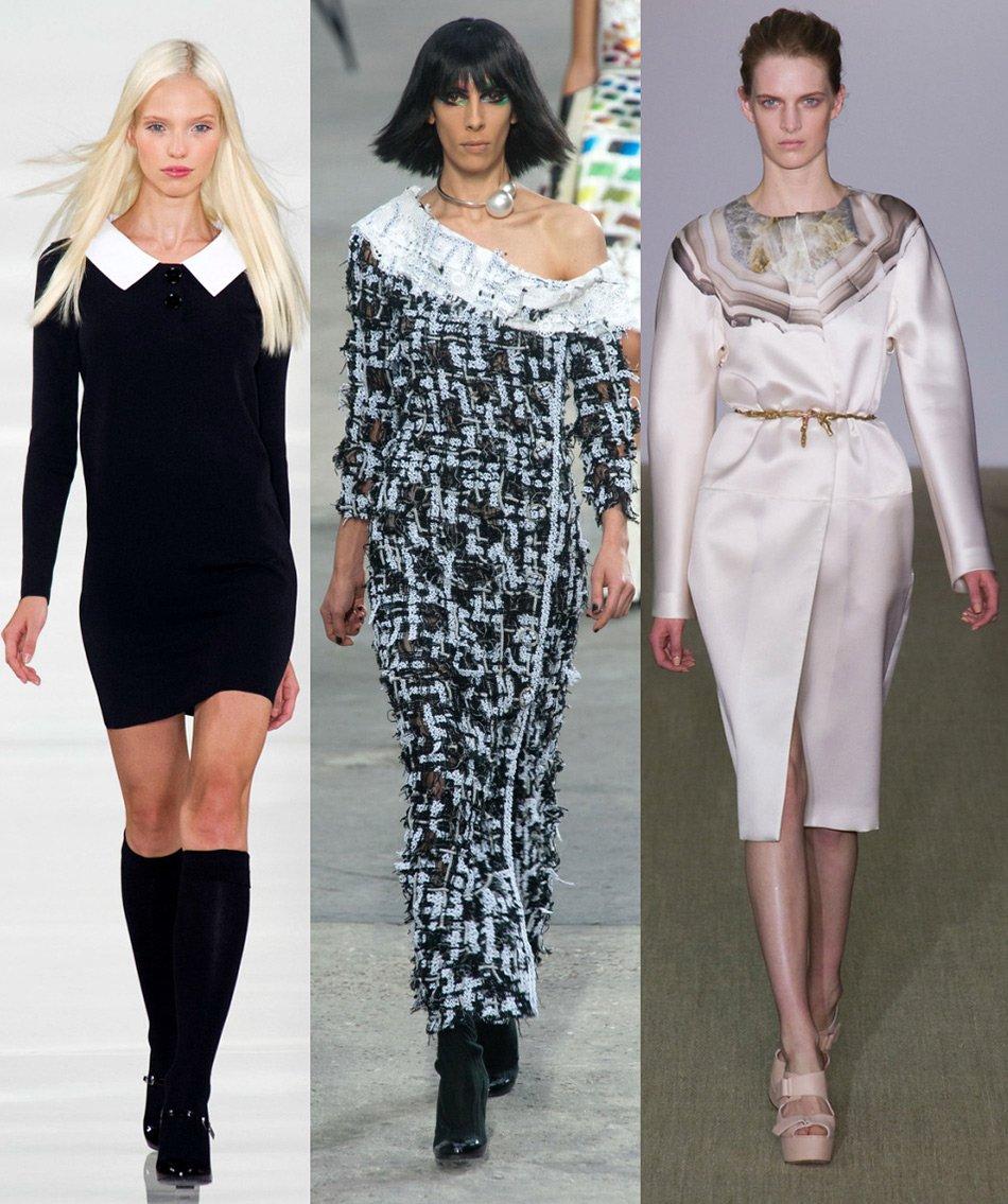 Шанель платья коллекция