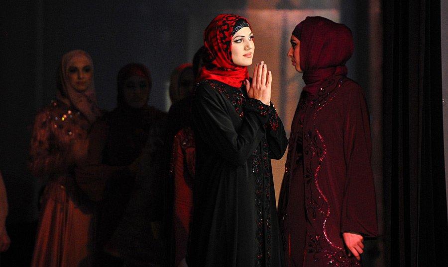 Девушки ислама в фотографиях