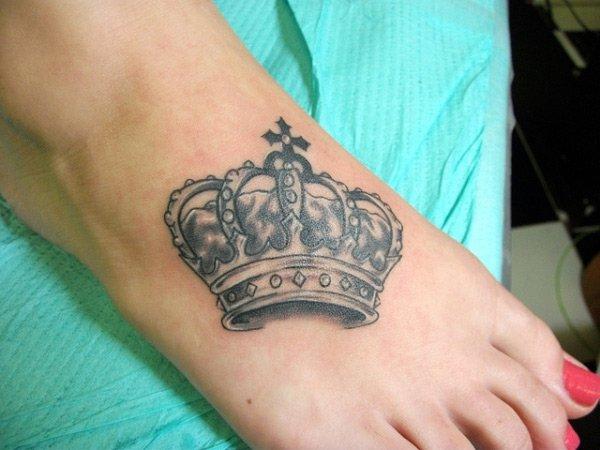 Татуировки для девушек – принцесс