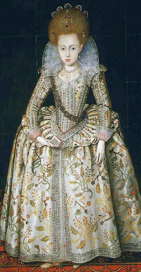 История моды в женских портретах