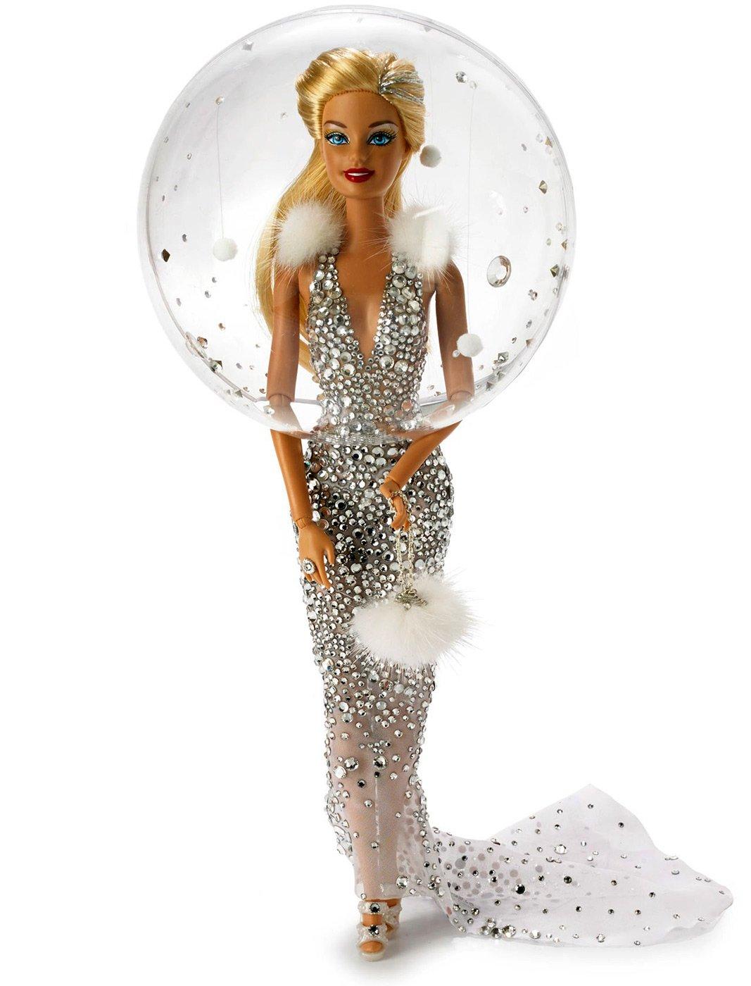 Коллекционные Барби в дизайнерской одежде