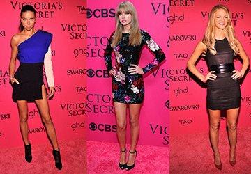 Лучшие образы Victoria's Secret 2013