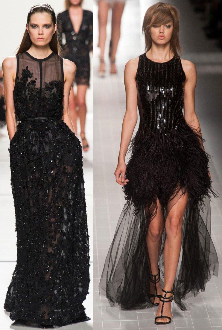 Вечернее платье 2014 от