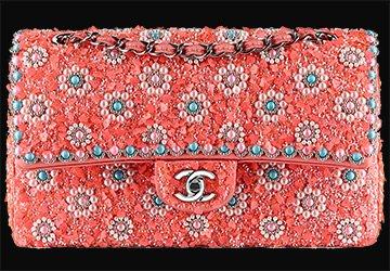 Самые красивые сумки Chanel 2014