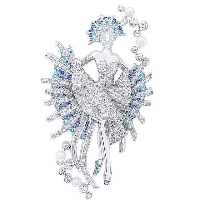 Van Cleef & Arpels Ballet Pr?cieux – русский балет
