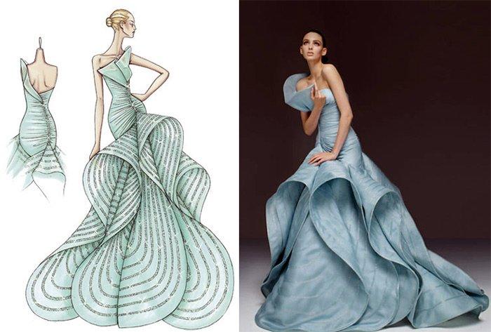 картинки дизайн одежды