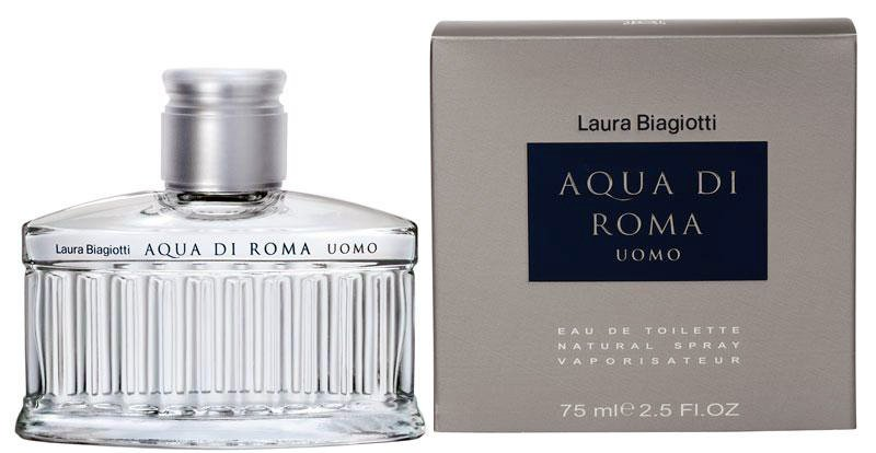 «Aqua di Roma» Laura Biagiotti с ароматом цитрусовых