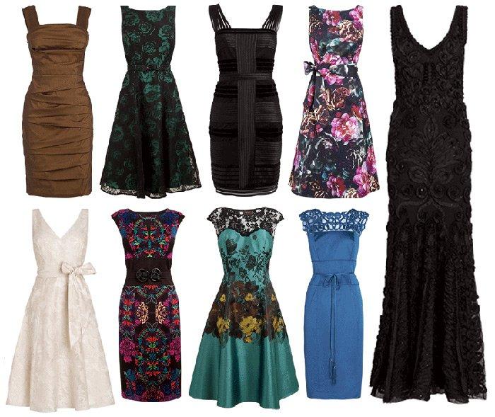 Рост популярности платьев в России