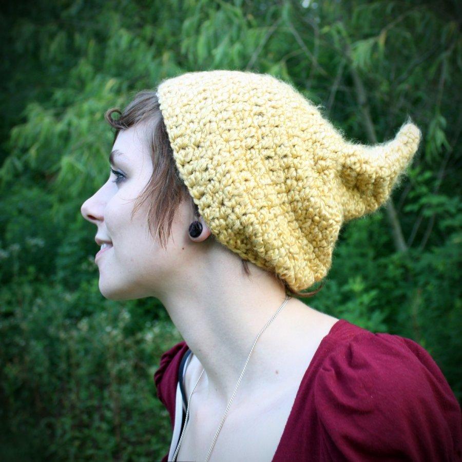 шапочка гнома, фото