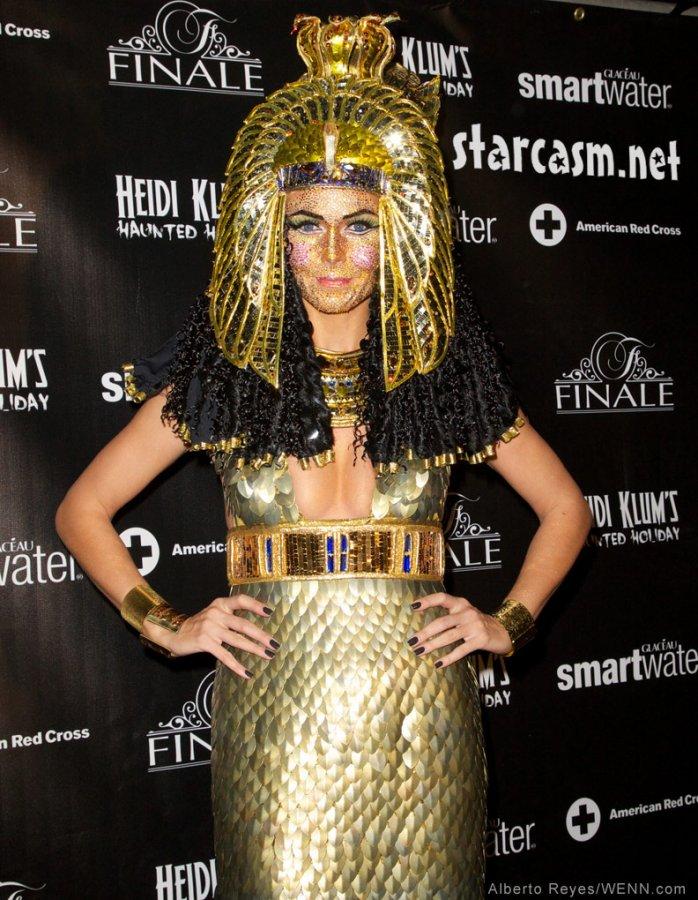 Египетская царица Клеопатра