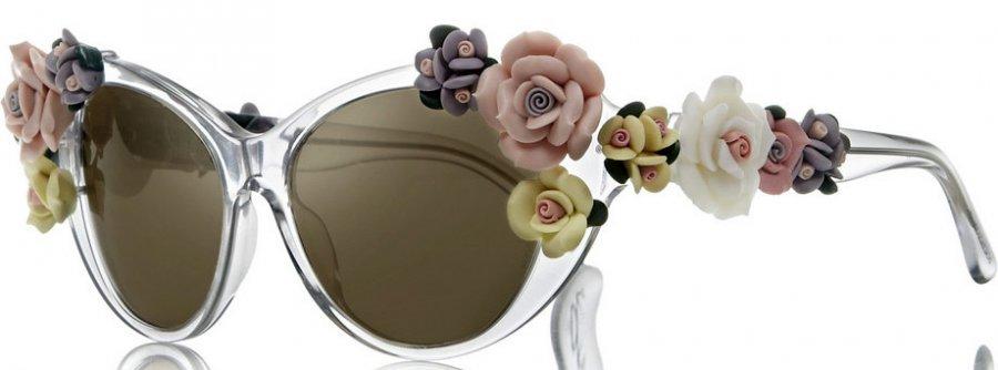 Гламурные очки от Dolce & Gabbana