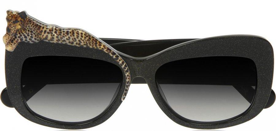 Гламурные солнцезащитные очки