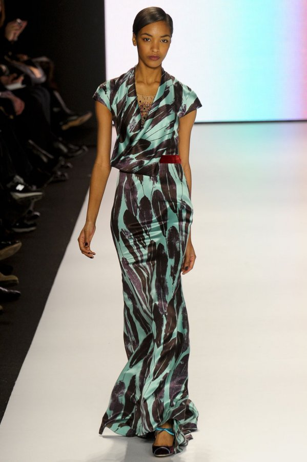 Платье от Carolina Herrera