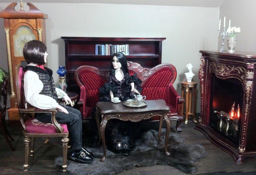 Фото красивых готических кукол