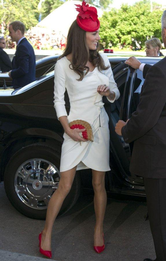 Кейт Миддлтон, фото в шляпке