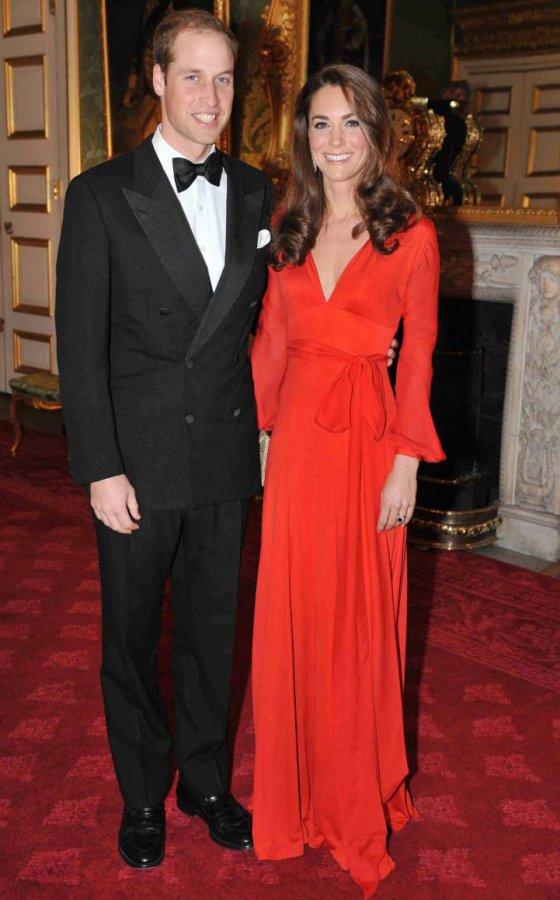 Фотография - Кейт и принц