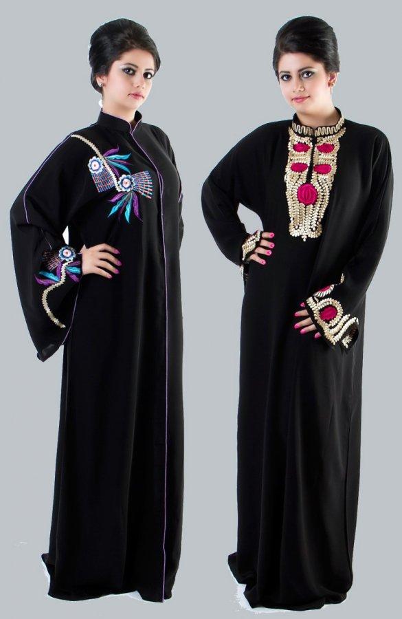 Исламские одежды и красивые девушки, фото