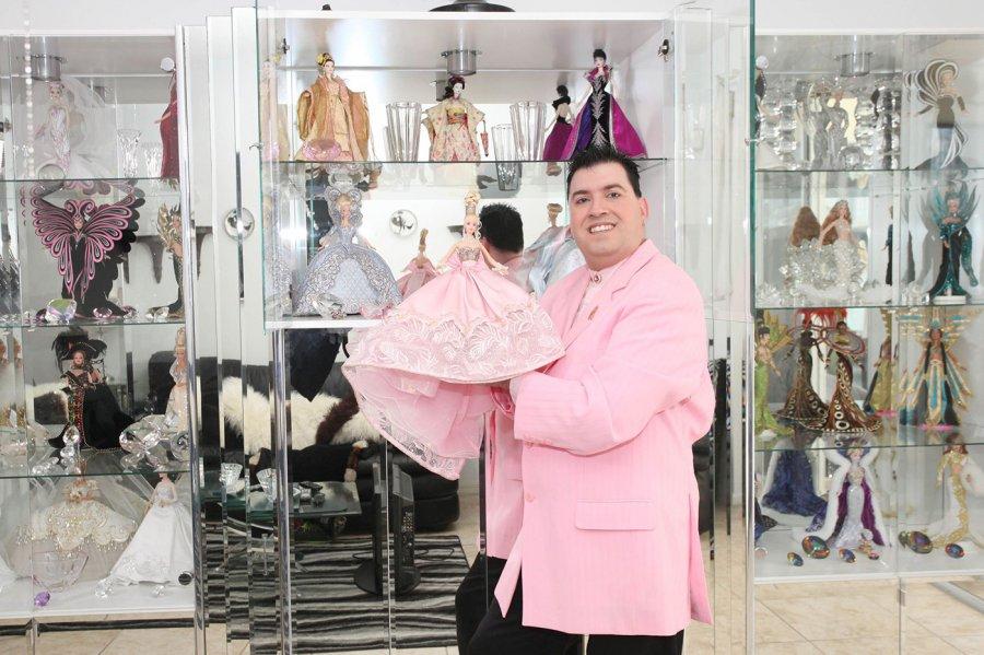 Коллекционер кукол Барби