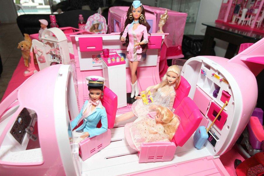 Коллекционирование кукол Барби