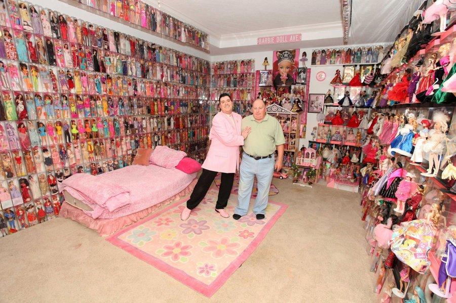 Фото коллекции кукол