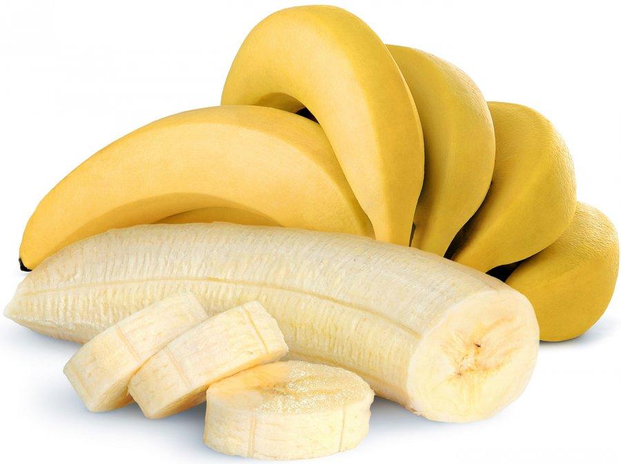 Маски из банана для лица и волос