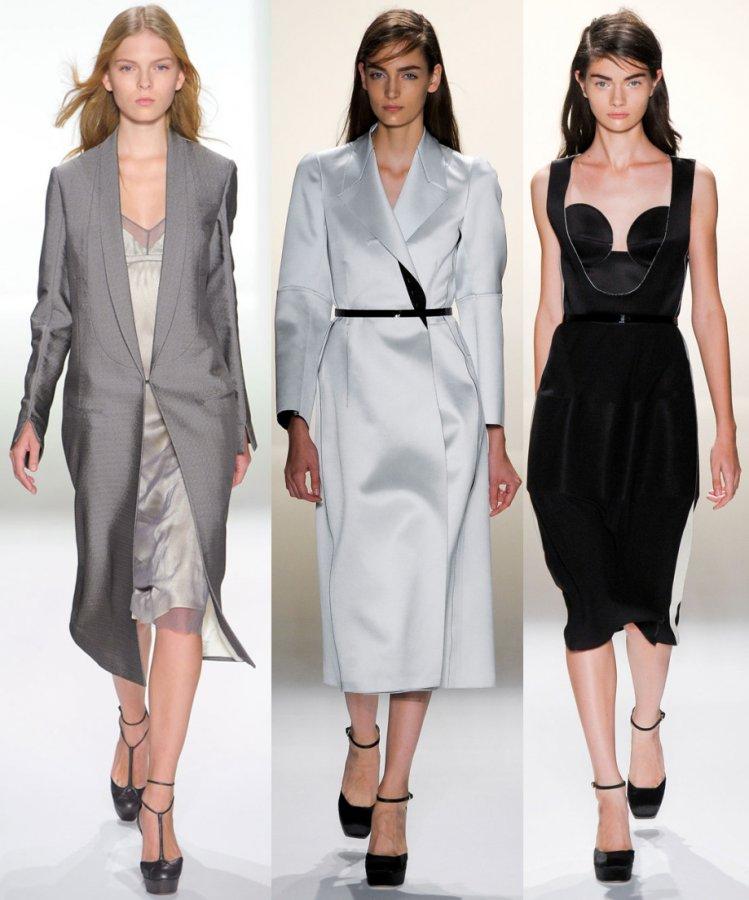 Модная одежда из коллекции Calvin Klein