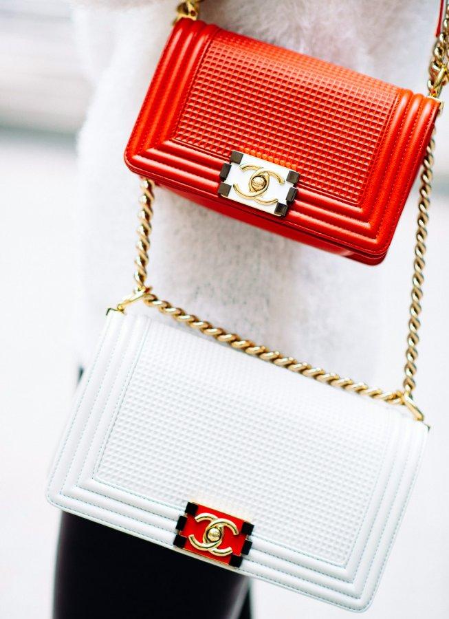 Сумки от Chanel - круизная коллекция весна-лето 2014