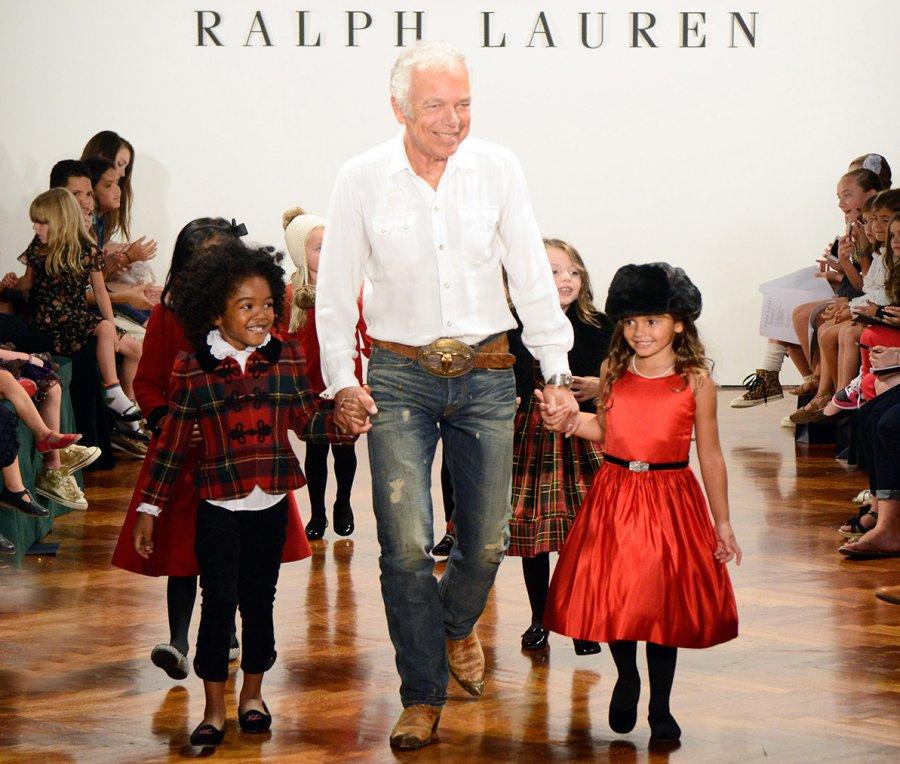 Ральф Лорен детская коллекция одежды