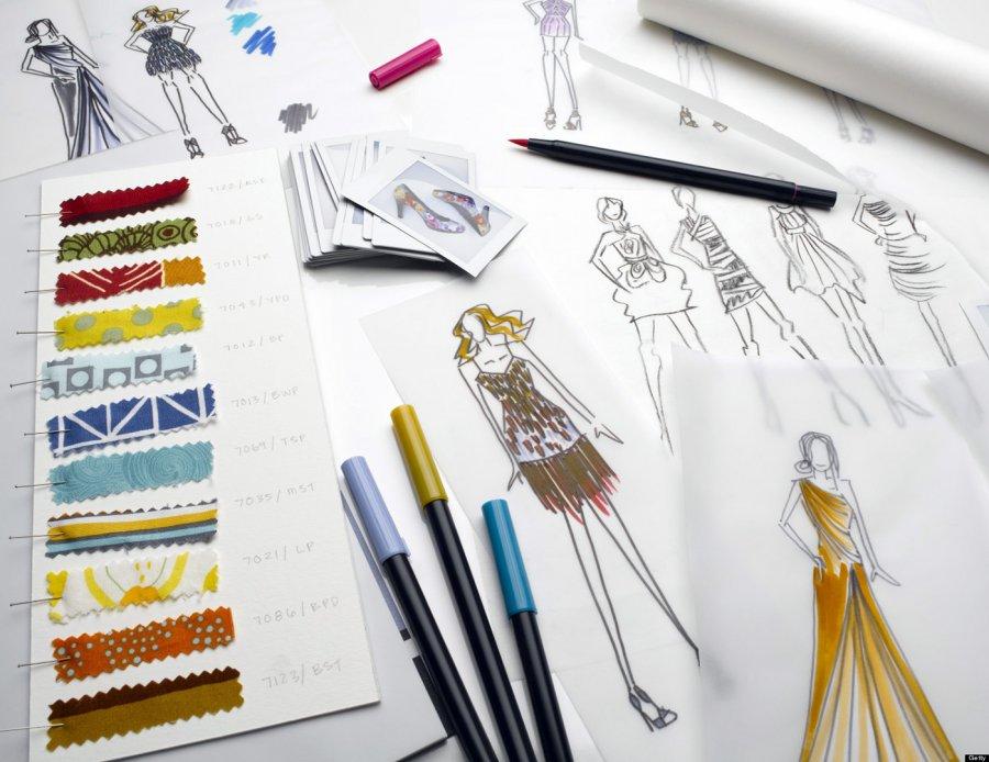 Отличие дизайнера одежды от модельера