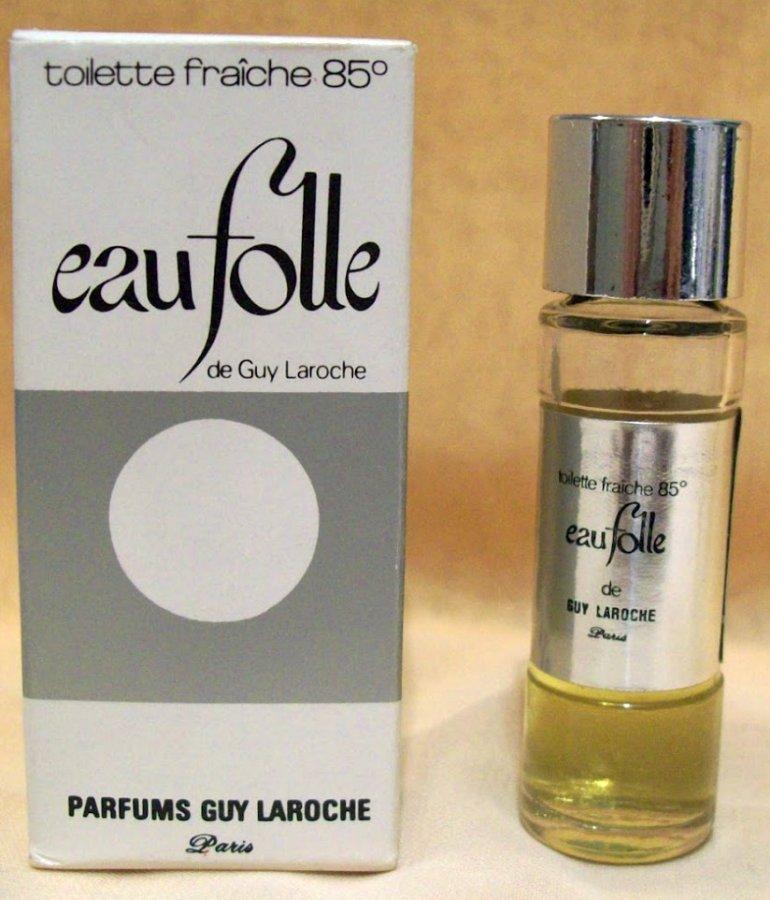 Eau Folle с ароматом цитрусовых